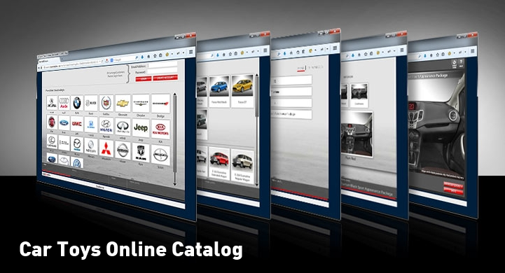 Car Toys Online Catalog