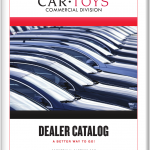 car toys commercial catalog